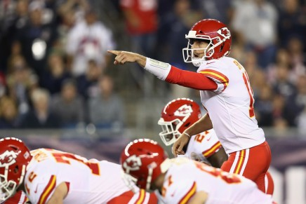 Chiefs will try to trade QB Smith