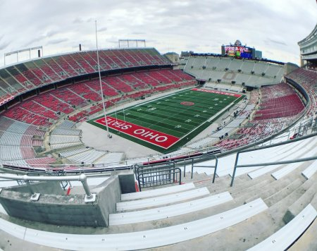 Ohio Stadium (Photo by ESPN's College GameDay)
