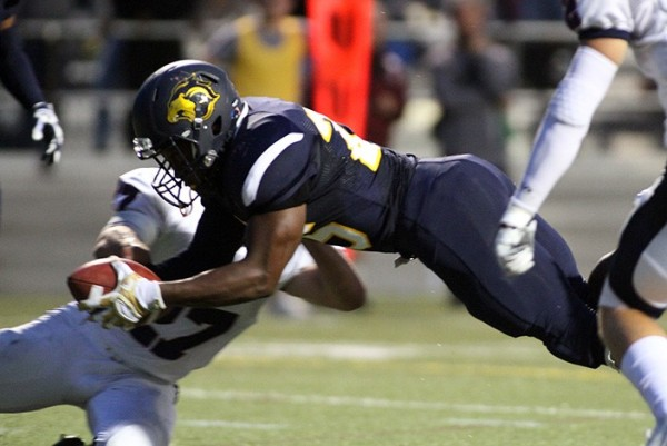 Khani Glover (Photo by the TCNJ Sports Information Department)