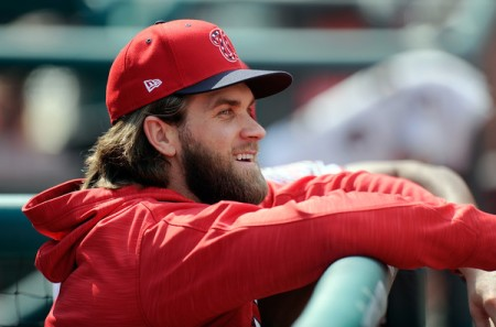 Bryce Harper (Getty Images)