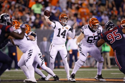 Bengals need to bench Dalton