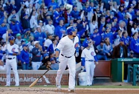 Kyle Schwarber (Getty Images)