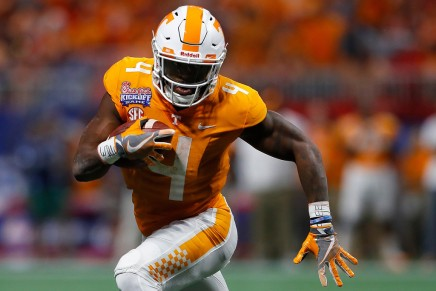Johnson's gamble gives Tennessee awin