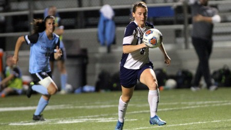 Christine Levering (Photo by the TCNJ Sports Information Department)