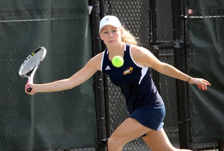 Maddy Stoner (Photo by the TCNJ Sports Information Department)