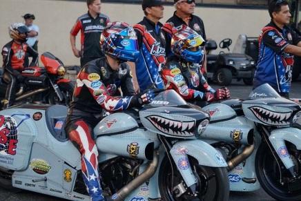 Team Liberty Racing takes stepback