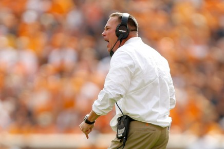 Butch Jones' time is up at Tennessee