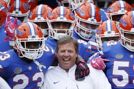 Florida cans McElwain after disastrous season
