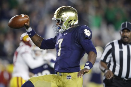 Is Notre Dame a Playoff Contender?