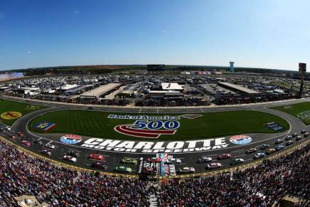 Charlotte Motor Speedway to introduce Roval in 2018?