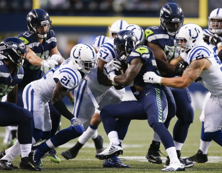 Chris Carson (Getty Images)