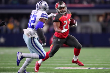 Bucs' Martin may not play onThursday
