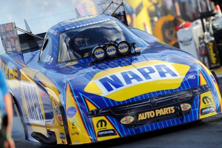 Capps' hot streak continues in St. Louis