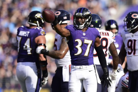 Javorius Allen (Getty Images)