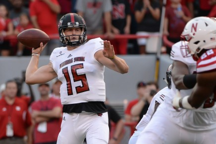 Red Wolves roll over winless Eagles