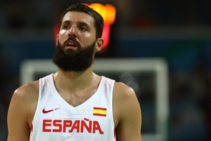 Mirotić breaks facial bone after fight with Portis