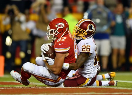 Travis Kelce (Getty Images)