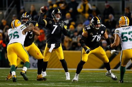 Pittsburgh Steelers quarterback Ben Roethlisberger (Getty Images)