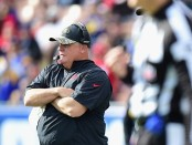 Chip Kelly, seen here as the San Francisco 49ers head coach (Getty Images)
