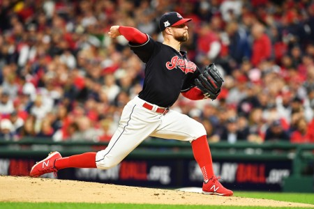 Corey Kluber (Getty Images)