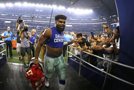 Cowboys RB drops his suspensionappeal