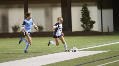 Jessica Goldman (Photo by the TCNJ Sports Information Department)