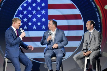 Donovan will not run for U.S. Soccer'spresidency