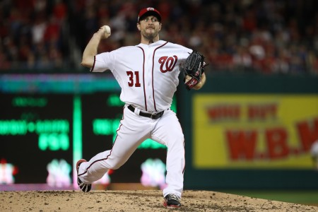 Max Scherzer (Getty Images)