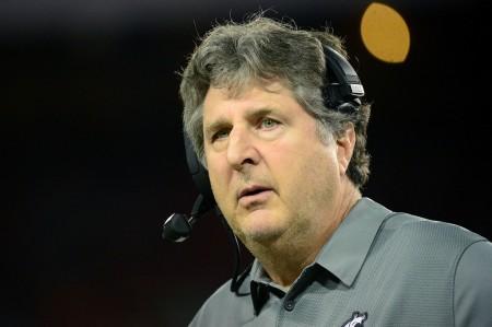 Washington State head coach Mike Leach (Getty Images)