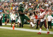 South Florida Bulls quarterback Quinton Flowers (Getty Images)