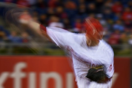 Former Philadelphia Phillies pitcher Roy Halladay (Getty Images)