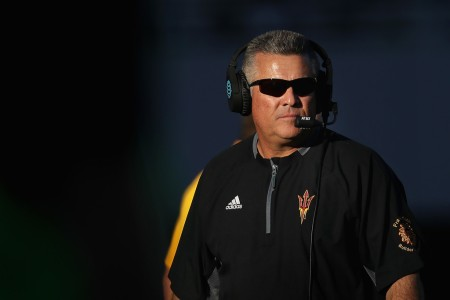Todd Graham (Getty Images)