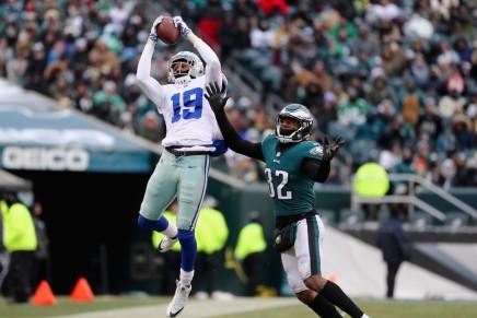 Cowboys shut out Eagles, win6-0