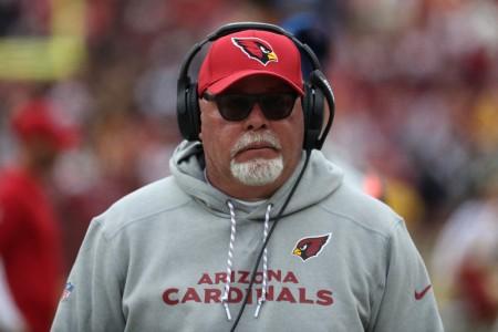 Arizona Cardinals head coach Bruce Arians (Getty Images)