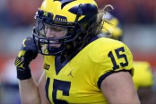 Michigan Wolverines defensive end Chase Winovich (Getty Images)
