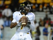 Grambling State quarterback DeVante Kincade (Getty Images)