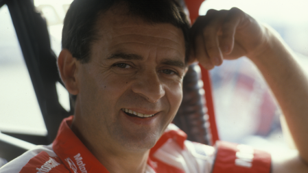 Bob Glidden (Photo by the NHRA)