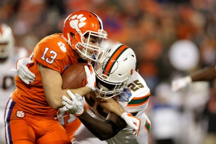 College Football Playoff teamsannounced