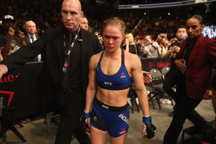 WWE finalizing deal with RondaRousey