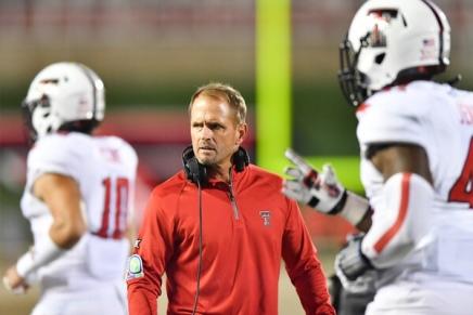 Edwards targeting Red Raiders'Gibbs
