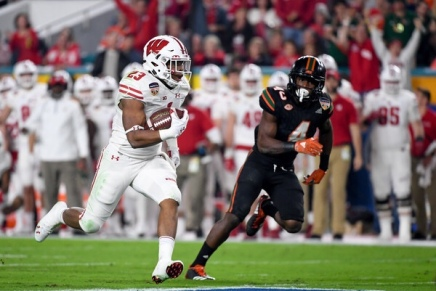 Badgers win in Orange Bowl over Hurricanes
