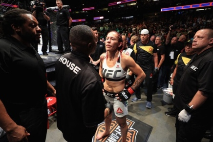 Cyborg goes the distance, beats Holm