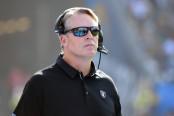 Former Oakland Raiders head coach Jack Del Rio (Getty Images)