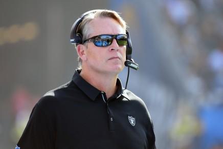 Raiders fire head coach Jack DelRio