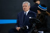 Carolina Panthers owner Jerry Richardson (Getty Images)
