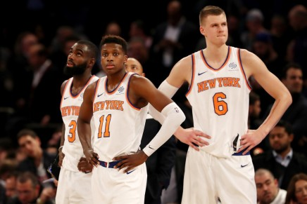 Christmas Day preview: 76ers vs.Knicks