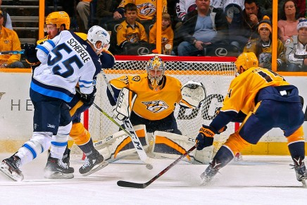 Jets lose center Scheifele for up to twomonths