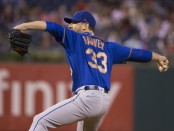 New York Mets pitcher Matt Harvey (Getty Images)