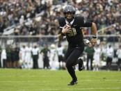 Central Florida quarterback Mckenzie Milton (Getty Images)