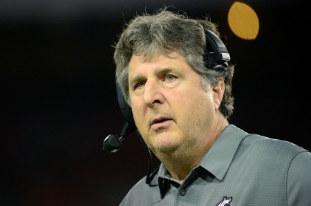 Washington State Cougars head coach Mike Leach (Getty Images)